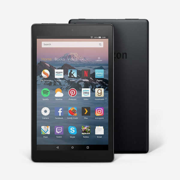link to Amazon Fire HD Tablet