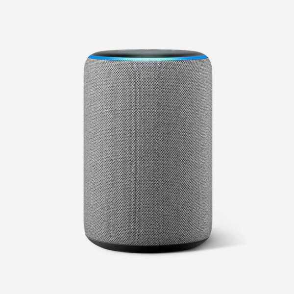 link to Echo Series Smart Speakers