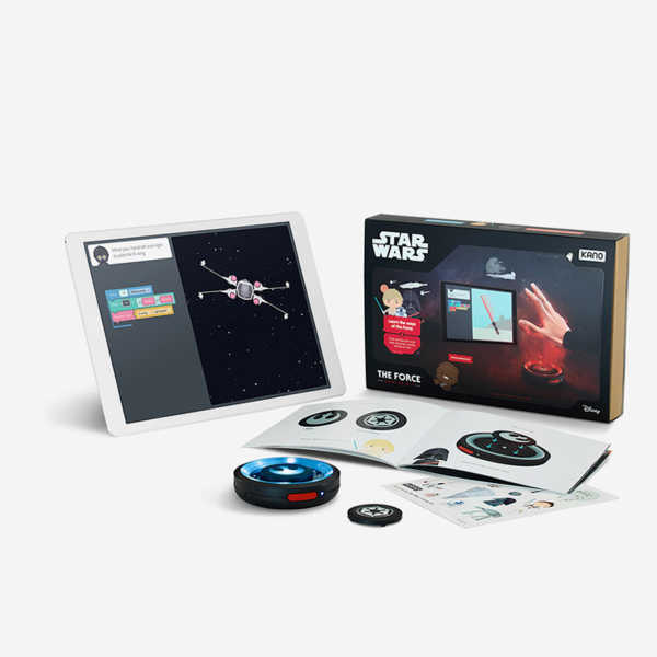 link to Star Wars the Force Coding Kit