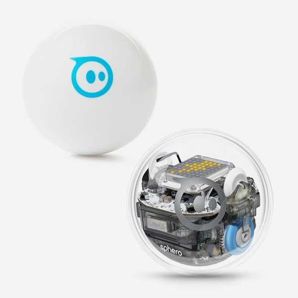link to Sphero Mini & Bolt