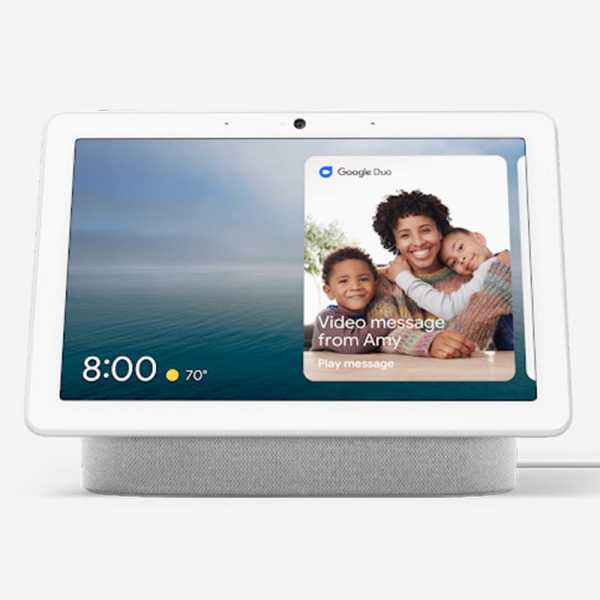 link to Google Nest Hub Max