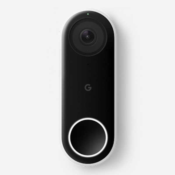 koppeling naar Google Nest Hello Video Doorbell