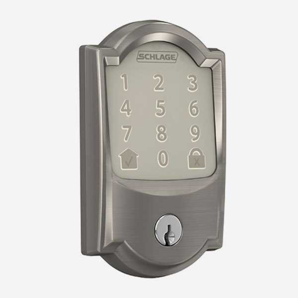 link to Schlage Encode Smart WiFi Deadbolt