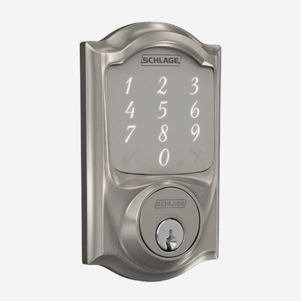 link to Schlage Sense Smart Deadbolt