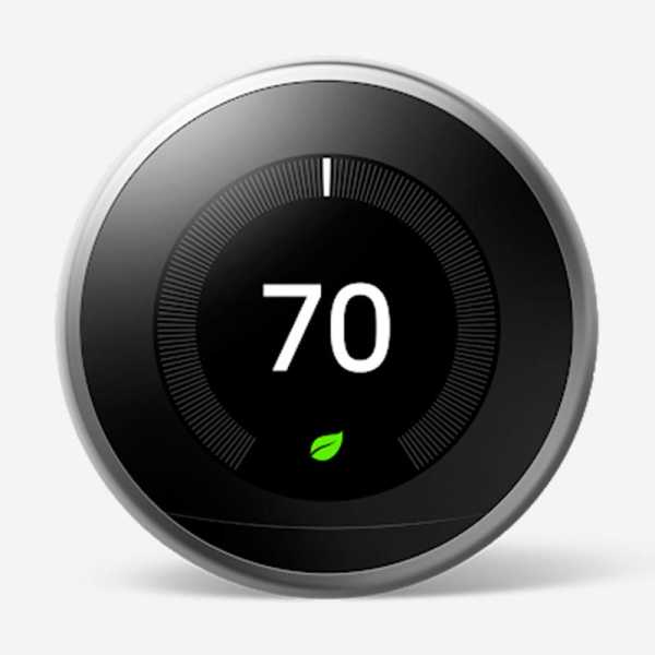 koppeling naar Google Nest Learning Thermostat