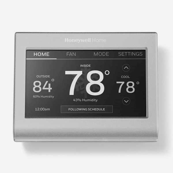 koppeling naar Honeywell Home Smart Thermostats