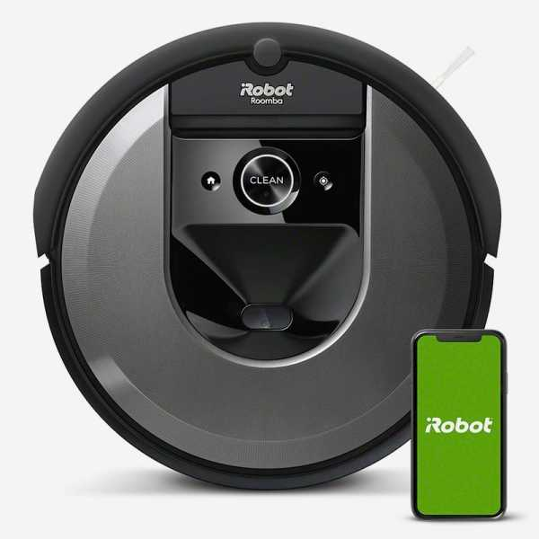 link to iRobot Roomba i Series