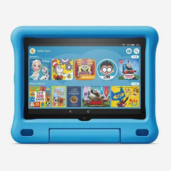 koppeling naar Amazon Fire HD Kids Edition