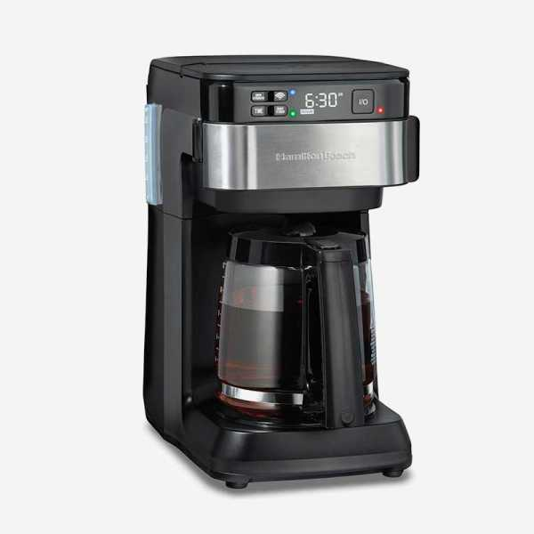 link to Hamilton Beach Smart Coffee Maker