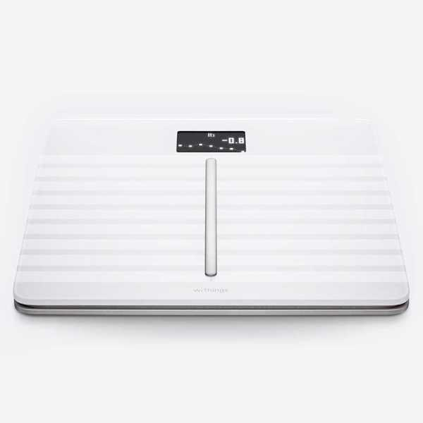 koppeling naar Withings Body Smart Scales