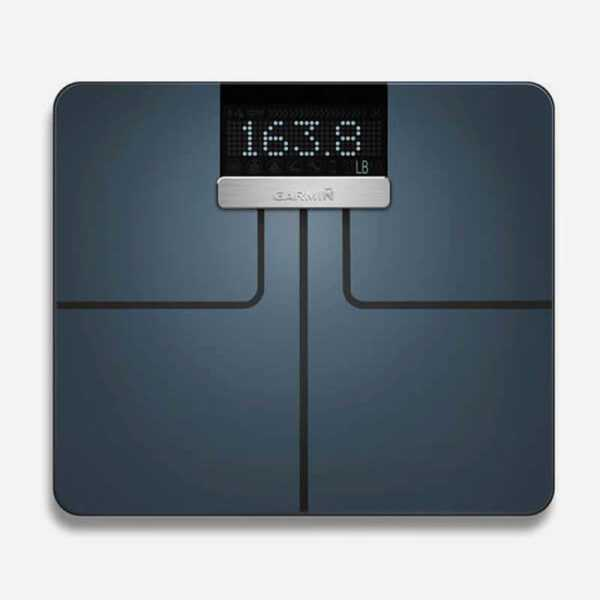 koppeling naar Garmin Index Smart Scale