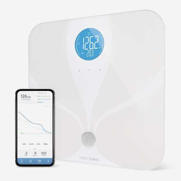 koppeling naar Greater Goods WiFi Smart Body Scale
