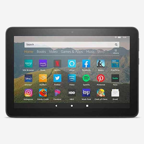 koppeling naar Amazon Fire HD Tablets