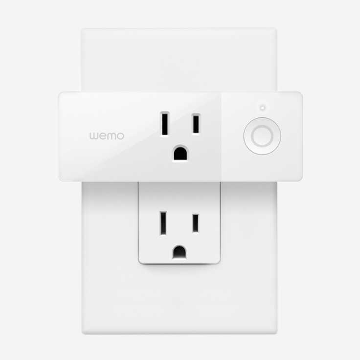 WeMo Mini Smart Outlet