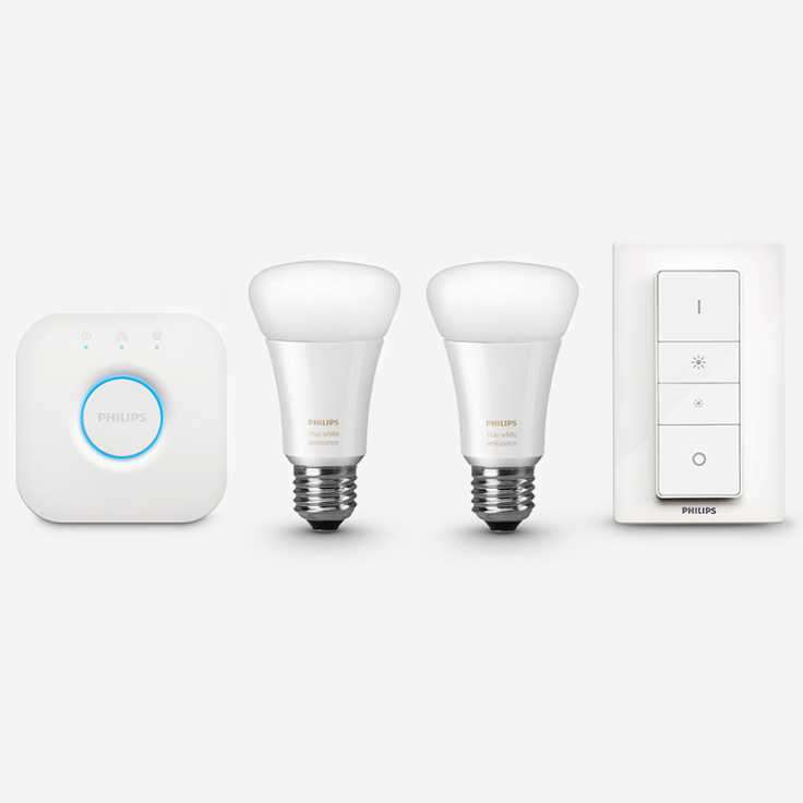 Philips Hue Smart Light Kit
