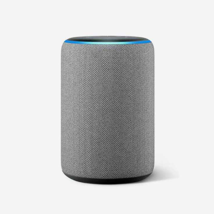 Echo Series Smart Speakers