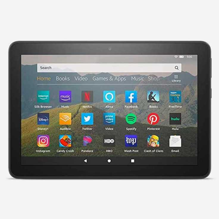 Amazon Fire HD Tablets