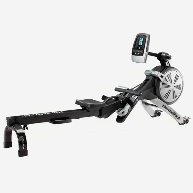 NordicTrack RW 500 & 900 Rowers