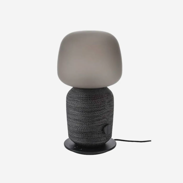 SYMFONISK Tablelamp with WiFi speaker