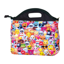 Emoji Collage Lunch Tote