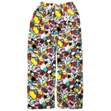 Pop Art Plush Pants