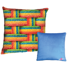 Airheads Xtremes Square Microbead Pillow