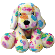 Cupcakes Plush Dog Stuffed Animal