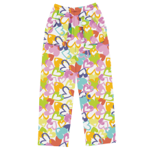 Colorful Hearts Pants