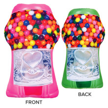 Gumball Machine Microbead Pillow - Bubble Gum Scented
