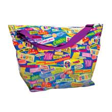 Candy Words Weekender Bag