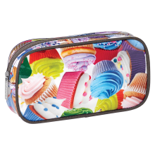 Cupcakes Small Cosmetic Bag
