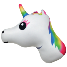 Unicorn Emoji Microbead Pillow