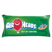 Airheads Metallic Watermelon Microbead Pillow