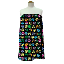 Picture of Funny Emojis Spa Wrap