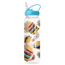 Scattered S'mores Water Bottle