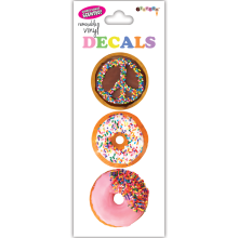 Donuts Decals Small