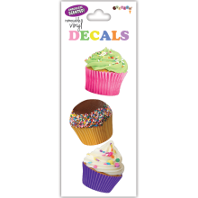 Cupcakes Decals Small