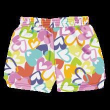 Colorful Hearts Shorts