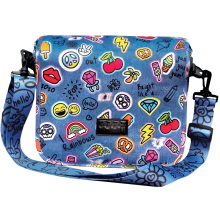 Patches Crossbody Bag