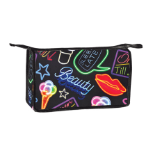 Neon Fun Travel Bag