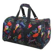 Neon Fun Duffle Bag