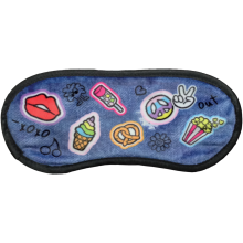 Patches Eye Mask