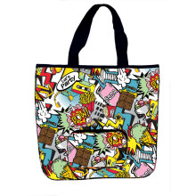 Pop Art Medium Tote Bag
