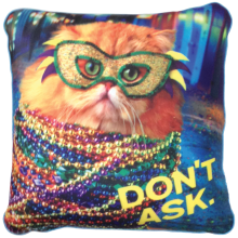 Don't Ask Avanti™ Microbead Pillow