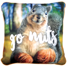 Go Nuts Avanti™ Microbead Pillow