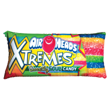Airheads Metallic Xtremes Package Microbead Pillow