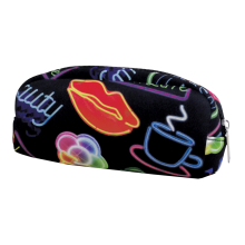 Neon Fun Pencil Case