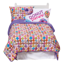 Assorted Donuts XL Twin Comforter