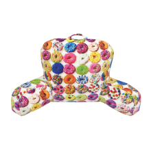 Assorted Donuts Lounge Pillow