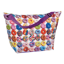 Assorted Donuts Weekender Bag